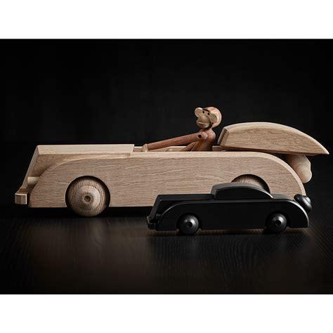 sort lille limousine fra kay bojesen stromlinet og elegant