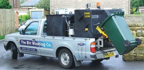 bin washing company wheelie bin cleaning company