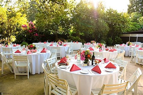 marin and garden center wedding ross ca