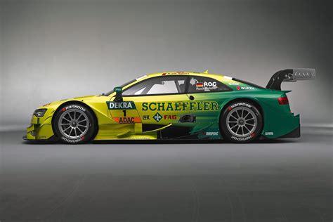 Opel Dtm 2020 by 2014 Audi Rs 5 Dtm Race Car Revealed