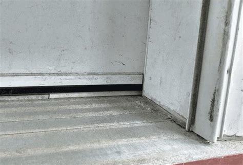 Exterior Door Weatherproofing  How To Better Seal Gap