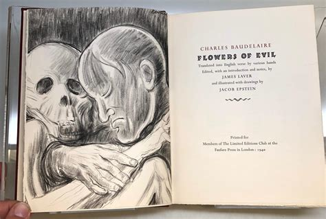 Check spelling or type a new query. Flowers of Evil by BAUDELAIRE, Charles: near fine ...