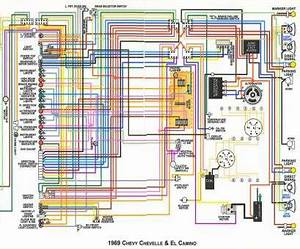 1969 Chevelle Wiring Diagram