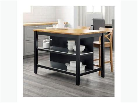 ikea kitchen island stools ikea stenstorp kitchen island with 2 ingolf bar stools 4543