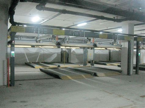 Automated Car Parking System/puzzle Parking System/ 3