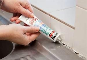 Enlever Joint Silicone : comment mettre du joint silicone trendy fixations fournie ~ Melissatoandfro.com Idées de Décoration