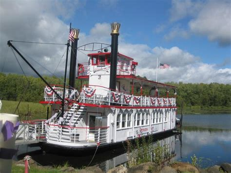 Boat Cruise Wisconsin Dells by Princess Paddlewheel Dinner Boat Wisconsin Dells