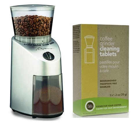 If you are a coffee connoisseur like us, a grinder must be the first and most important thing in your inventory. Best Rated in Burr Coffee Grinders & Helpful Customer Reviews - Amazon.com