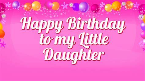 happy birthday wishes  daughter birthday messages wishesmsg