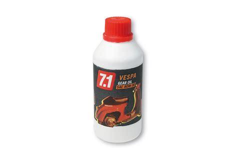 getriebeöl sae 90 flacone olio ingranaggi 7 1 vespa gear sae 80w 90 0 25l dettaglio prodotto malossistore