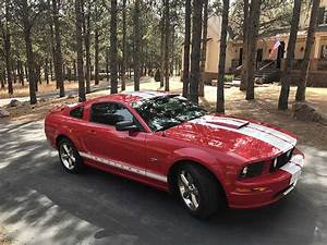 5th Gen 2007 Ford Mustang Gt Premium 5spd Manual For Sale
