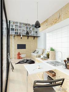 Double, Height, Living, Room