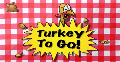 Turkey to Go Game