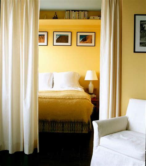 separation chambre 10 idées pour séparer la chambre à coucher des autres pièces