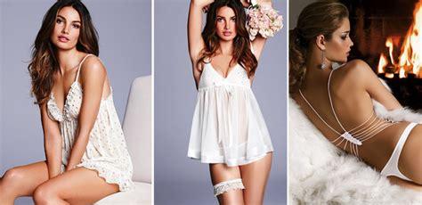 Victoria's Secret Bridal Lingerie Collection