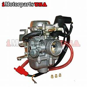 Performance Tuned Genuine Carburetor Hammerhead 250 250cc