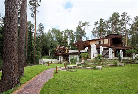 country cottage interesting country cottage design in russia idesignarch