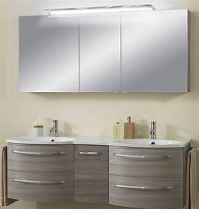 Spiegelschrank Bad 90 Cm : marlin bad 3090 cosmo spiegelschrank 150 cm mit led arcom center ~ Bigdaddyawards.com Haus und Dekorationen