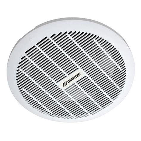 Martec Core Round 250mm Ceiling Exhaust Fan