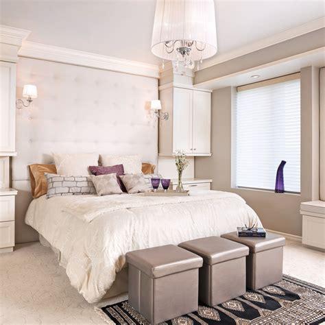 chambre decoration décor classique et épuré pour la chambre chambre