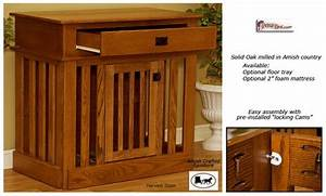Dog crates crates and dogs on pinterest for Amish wooden dog crates