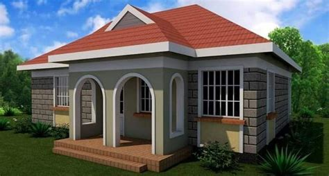bedroom house plan  kenya   bedroom house designs muthurwa marketplace house