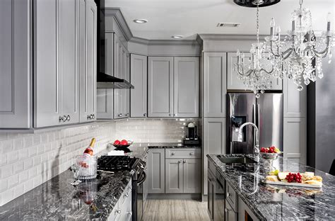 Gray Kitchen Cabinets by Gray Kitchen Cabinets Best Selection In Ny Ultimate Guide