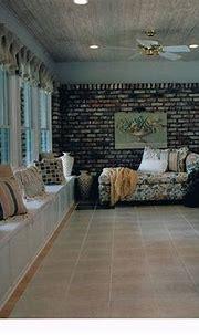 Enclosed lanai | Dream cottage, Home, Interior design