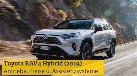 suv test adac toyota rav4 hybrid 2019 antriebe preise und assistenzsysteme adac