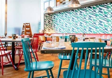 Luxury Private Dining Rooms At Jamie's Italian Victoria
