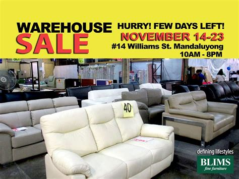 blims furniture warehouse sale nov 14 23 2014 barat ako
