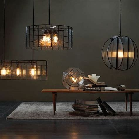 hanging lights west elm and lighting on
