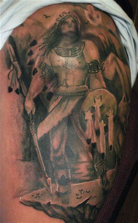 warrior tattoos designs ideas  meaning tattoos