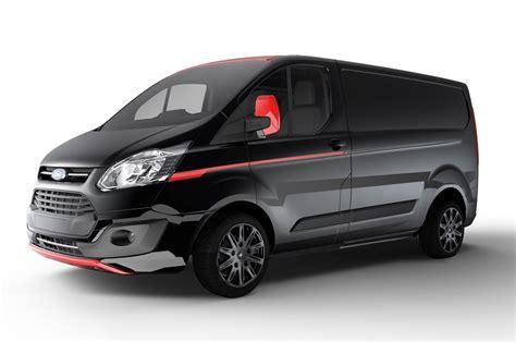 transit custom colour edition limited   business vans