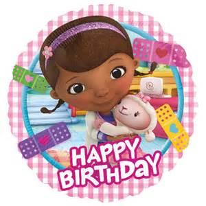 doc mcstuffins cake toppers doc mcstuffins large bday foil balloon party supplies