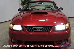 2004 Mustang Gt Convertible 40th Anniversary Edition With Body Kit  Custom Exhaust And Spoiler