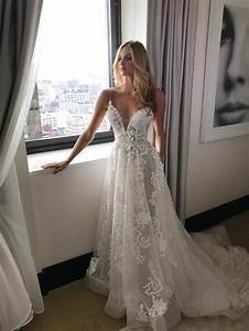Sexy White Lace Wedding Dress | Cherry Marry