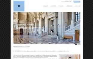 cr 233 ation site web cabinet d avocat 6lab agence web