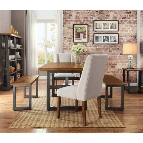 better homes and gardens mercer dining table gardens