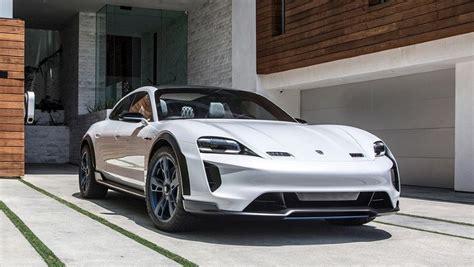 2022 Porsche Taycan Cross Turismo Price, Specs, Release ...