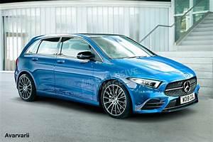 Futur Mercedes Classe B : new 2019 mercedes b class shows mpv isn t dead auto express ~ Gottalentnigeria.com Avis de Voitures