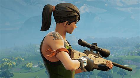 fortnite battle royale sniper shootout guide tips