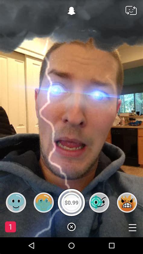 snapchat selfie lenses    buy