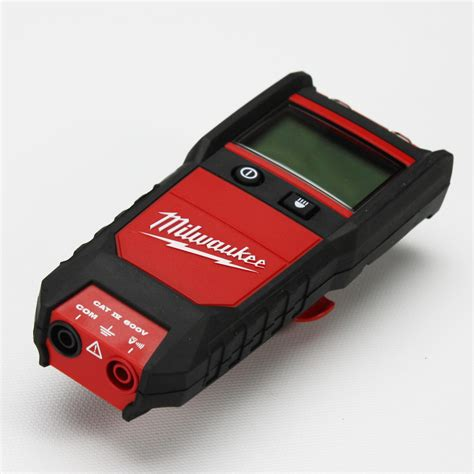 Milwaukee Auto Voltage Continuity Tester Ebay