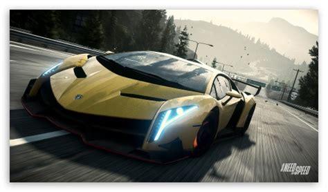 speed rivals lamborghini veneno  hd desktop