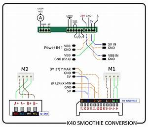 K40 Wiring Diagram