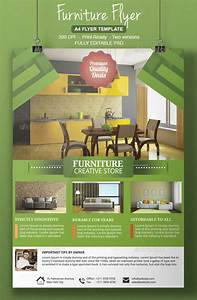 Furniture Flyer Template by Adburst GraphicRiver
