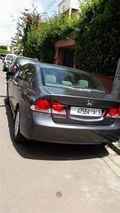 Honda Civic Essence : honda civic 2010 essence 107193 occasion casablanca maroc ~ Medecine-chirurgie-esthetiques.com Avis de Voitures