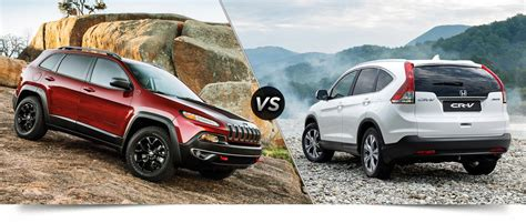 towing capacity  jeep cherokee  honda cr