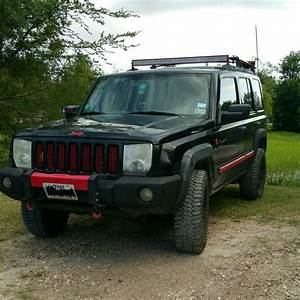 "XK Jeep Commander Modified 4.7L, 4X4, 265/70R17, 2.75"" RRO ..."